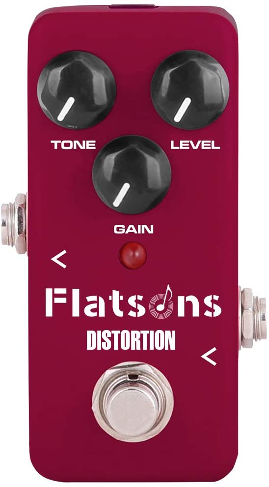 Flatsons FDS2 Distortion Mini Pedal