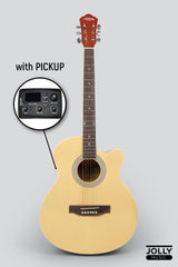 Caravan HS-4010 EQ Acoustic Guitar with FREE Gigbag
