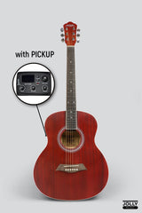 Caravan HS-MINI 2 Travel Baby GS Acoustic Guitar with FREE Gigbag
