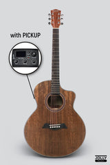 Deviser LS-150 EQ Acoustic-Electric Guitar