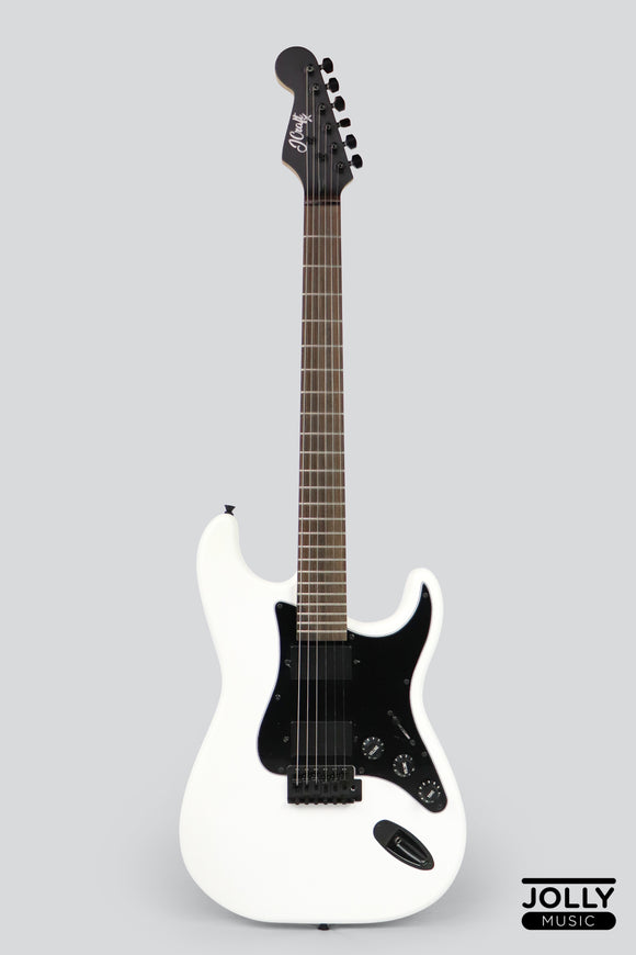 J-Craft X Series LSX-1 HH Stratocaster Electric Guitar