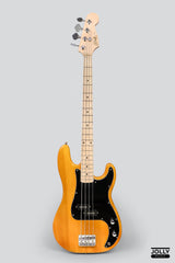 JCraft PB-1 4-String Electric Bass Guitar with Gigbag