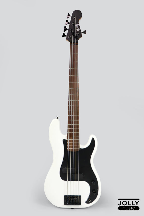 JCraft PBX-1 5-String Electric Bass Guitar with Gigbag