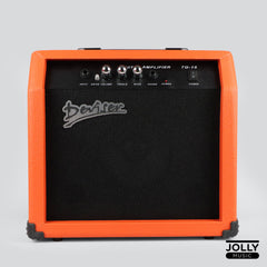 Deviser TG-15 Electric Guitar Amplifier - 15 watts