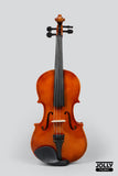 Deviser V10 Violin with case, bow and rosin