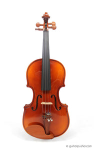 Trevino Full Solid Violin with Case