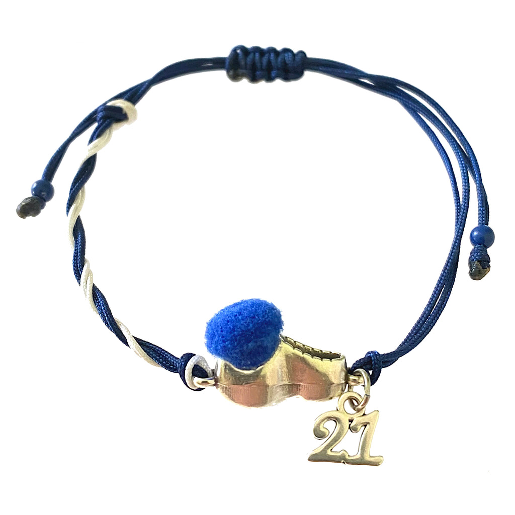Collectible Tsarouchi bracelet - Charm unisex to honor 200 years since the Greek Revolution, 1821