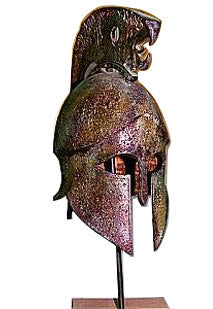 Thracean Full Size Helmet with Griffin Crest