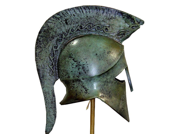 Athenian Full Size Helmet with Nike
