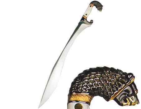 Spartan Officer's Infantry Slashing Sword (Kopis)