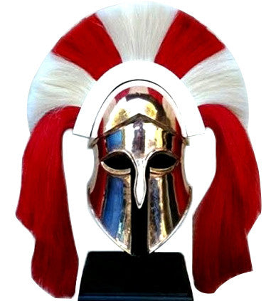 Spartan Officer's Full Size Helmet