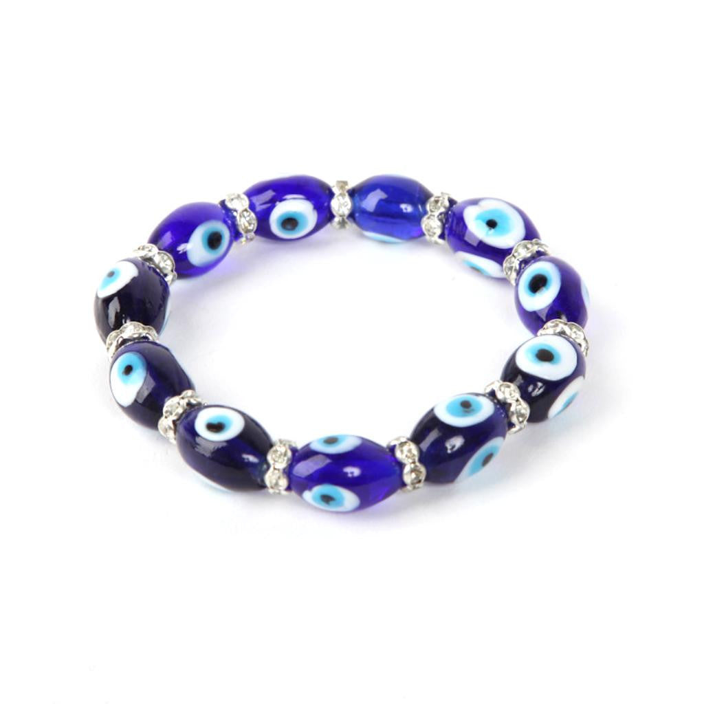 Evil Eye Blue-Black Bracelet