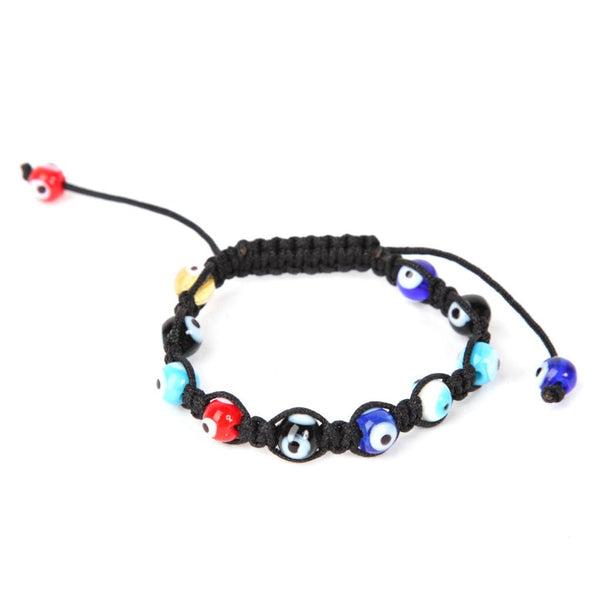 Evil Eye Multiple Colour Bracelet