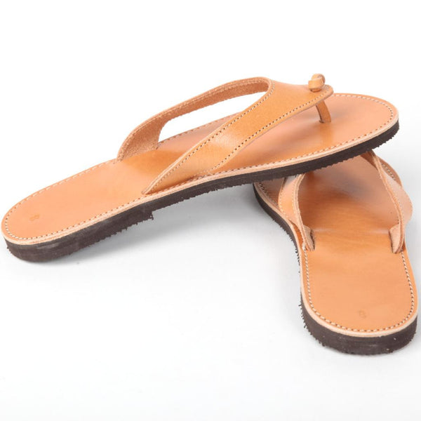 Leather Sandals - Apollo