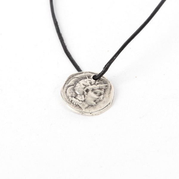 Pendant - Ancient Greek Coin