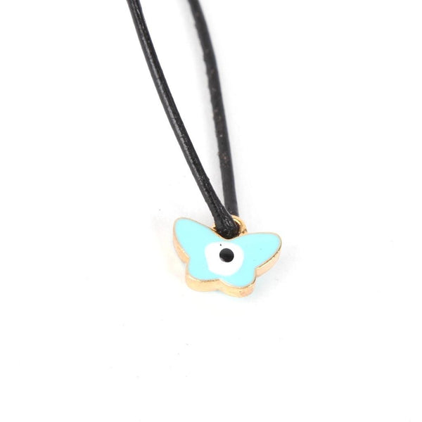 Butterfly Shaped Evil Eye Accessory