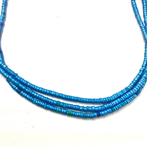 Necklace - Greek Coral