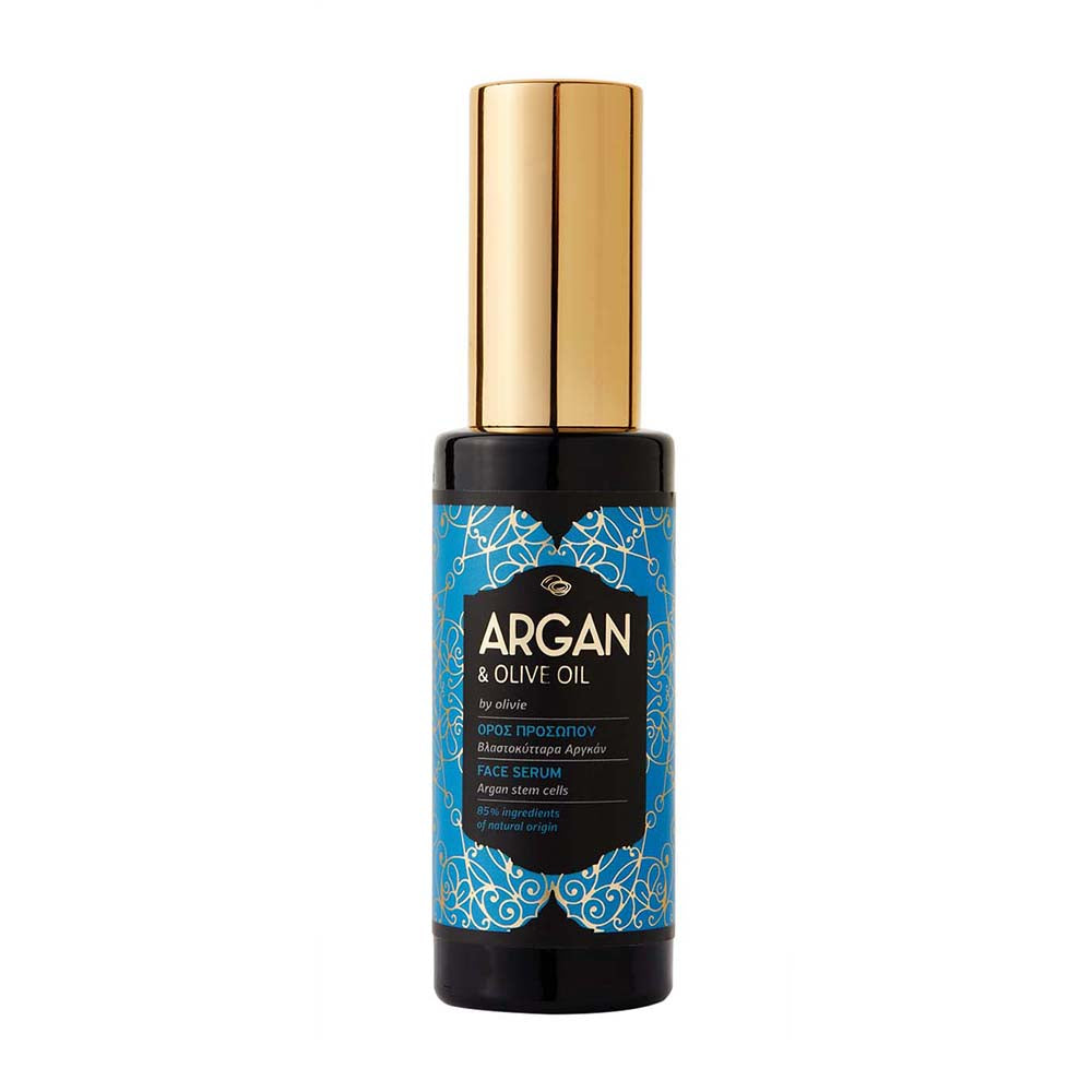 Olivie Argan Oil with Organic Olive Oil Face Serum
