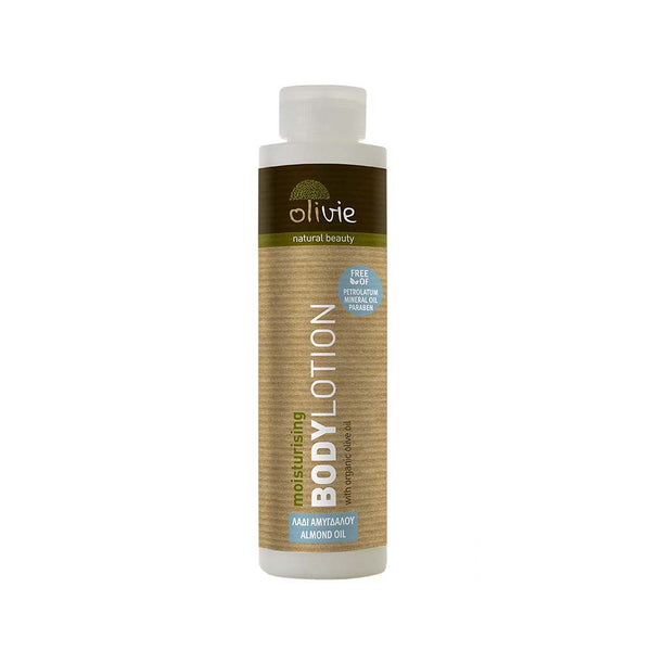 Olivie Body Lotion with Organic Olive and Almond Oil