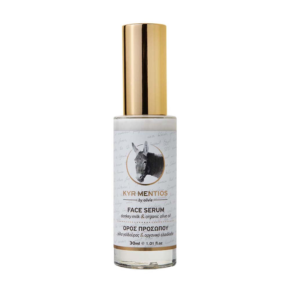 Olivie Donkey Milk with Organic Olive Oil Face Serum