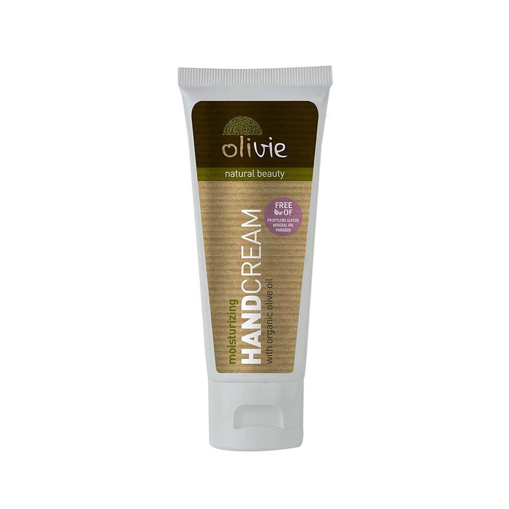 Olivie Hand Cream with Organic Olive Oil and Calendula