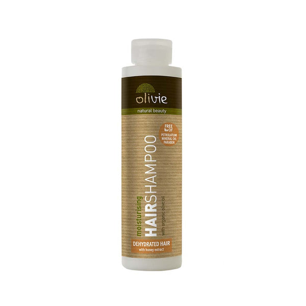 Olivie Honey From Acacia with Organic Olive Oil Hairshampoo For Dry & Dehydrated Hair