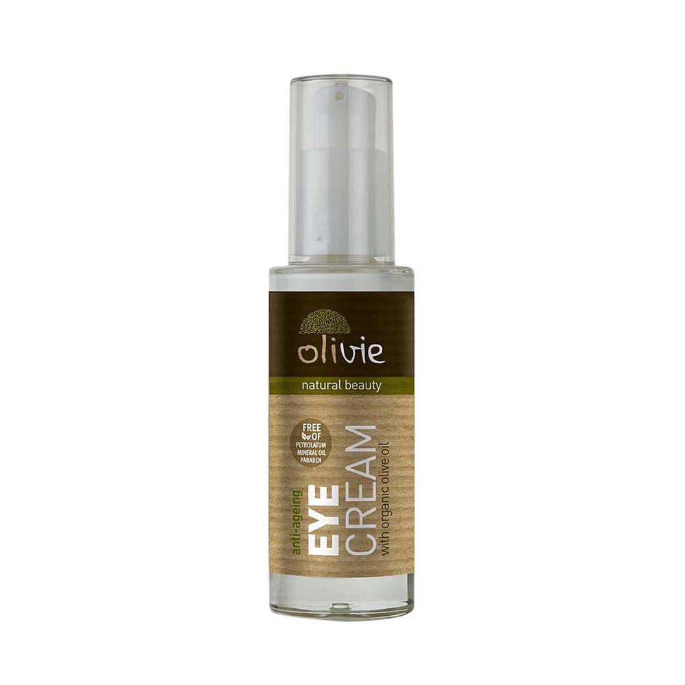 Olivie Eye Cream with Organic Olive Oil