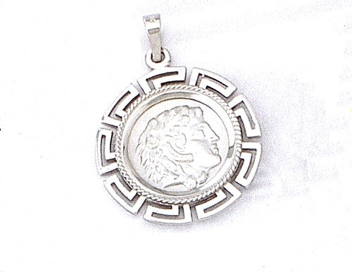Alexander the Great Pendant AM516