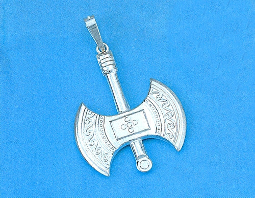 Minoan Double Axe Pendant AM51