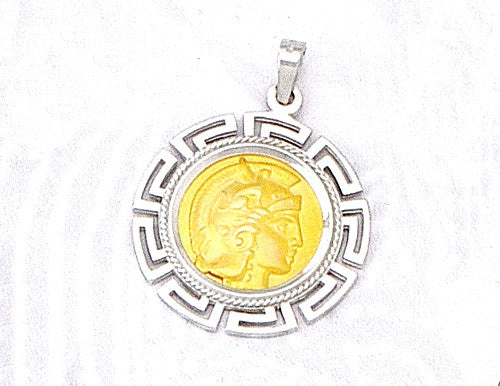 Alexander the Great Pendant AM543