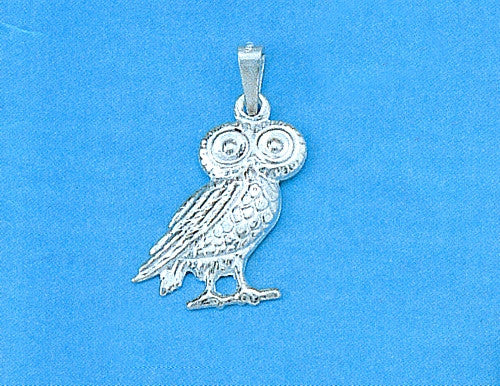 Owl of Athens Pendant AM87