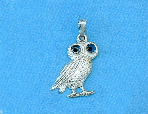 Owl of Athens Pendant AM95