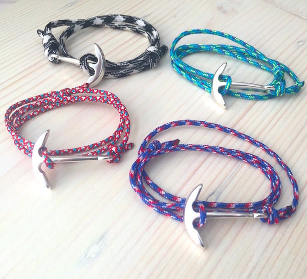 Wraparound Anchor Bracelet by EFI
