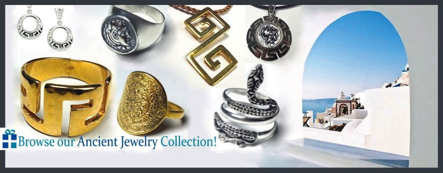 Browser Our Ancient Jewelry Collection!