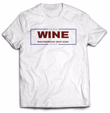 Wine Wednesday Shirt