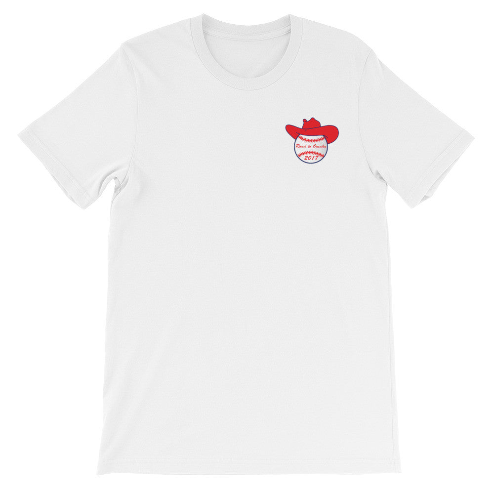 Road to Omaha Ole Miss Shirt + Free Shipping