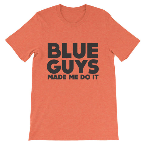 Blue Guys Shirt + Free Shipping!