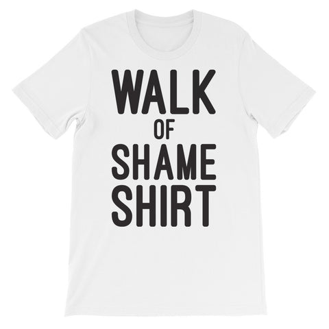 Walk of Shame Shirt + Free Shipping!