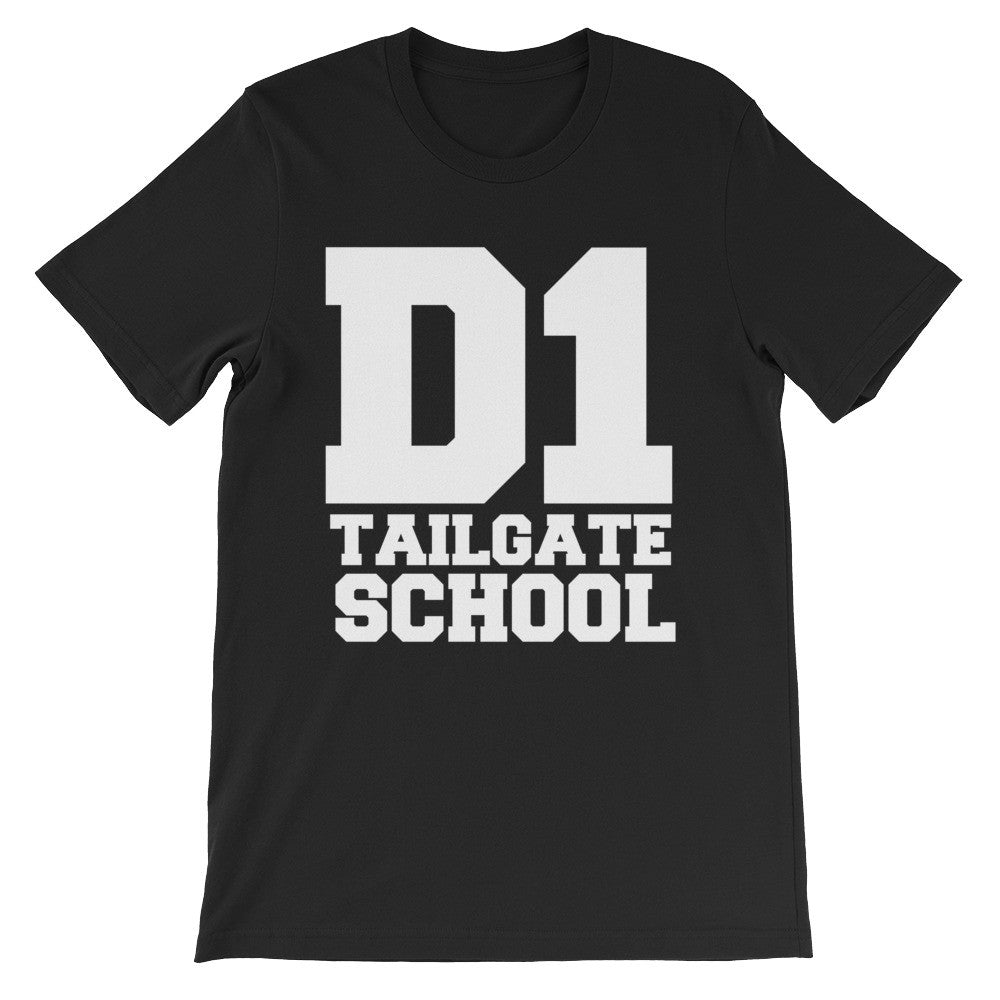 D1 Tailgate School + Free Shipping!