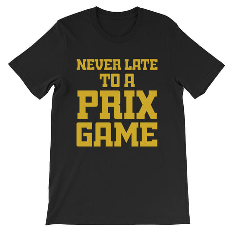 Prix Game Shirt + Free Shipping