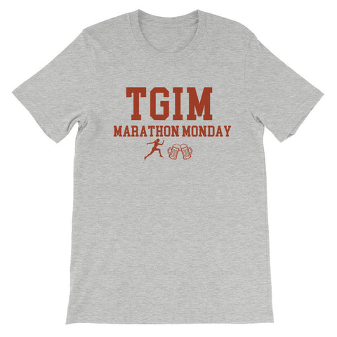 Marathon Monday T-Shirt + FREE Shipping