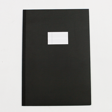 Load image into Gallery viewer, PAPERWAYS NOTEBOOK L - WG1 - CHARCOAL
