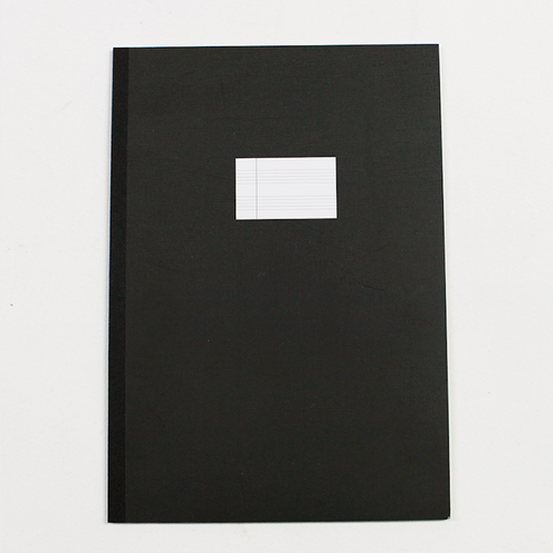 PAPERWAYS NOTEBOOK L - WG1 - CHARCOAL