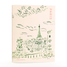 Load image into Gallery viewer, L'APRÈS-MIDI CARNET DE VOYAGE - 01. PARIS EIFFEL(PINK)