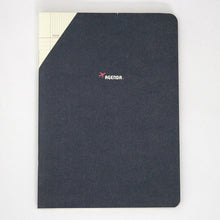 Load image into Gallery viewer, PAPERWAYS COMPAT MONTHLY - NAVY BLUE