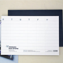 Load image into Gallery viewer, PAPERWAYS A4 DESK NOTEPAD - 14. SLIDE