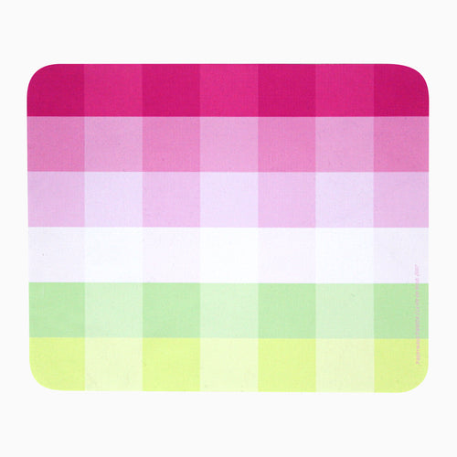 PAPERWAYS MICROFIBER MOUSE PAD - 3. LA VIE EN ROSE
