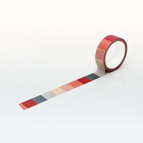 PAPERWAYS MASKING TAPE (15mm) - 01. BEFORE SUNSET