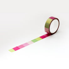 Load image into Gallery viewer, PAPERWAYS MASKING TAPE (15mm) - 02. LA VIE EN ROSE