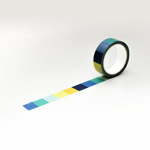 PAPERWAYS MASKING TAPE (15mm) - 03. MIDNIGHT IN PARIS